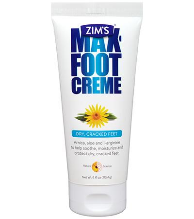 Zim's Max-Foot Creme