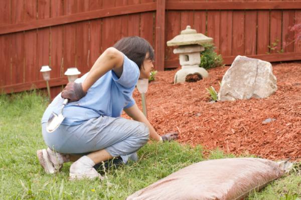 How to Deal with Spring Gardening Pain