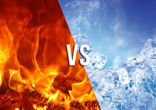 Heat vs Cold Pain Relief