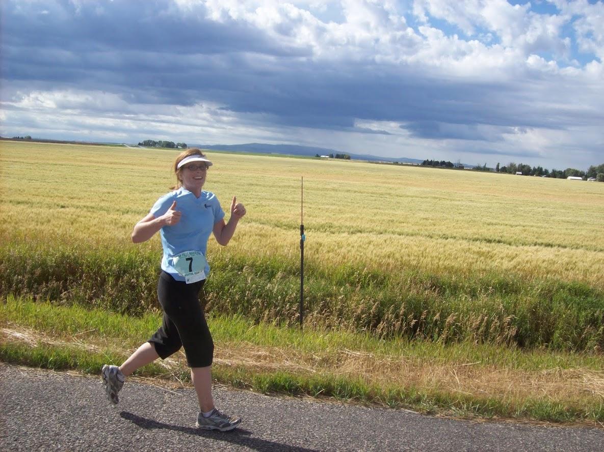 151 Marathon Mom, Cathi Gridley Interview
