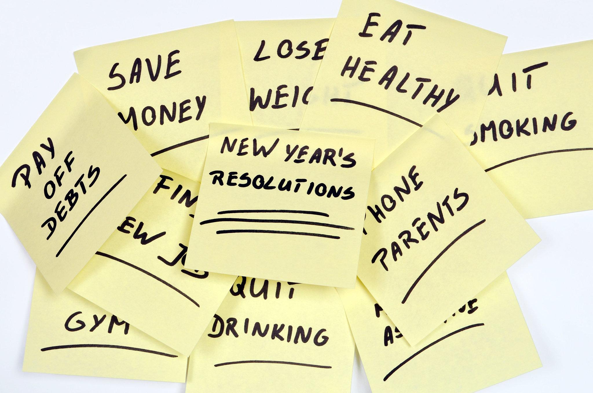 A Mid-Year Resolution Refresh