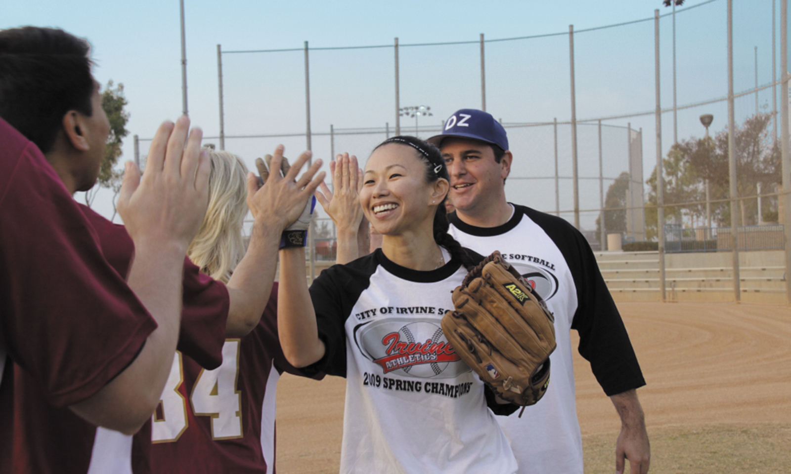 Join a Team: The Benefits of Team Sports