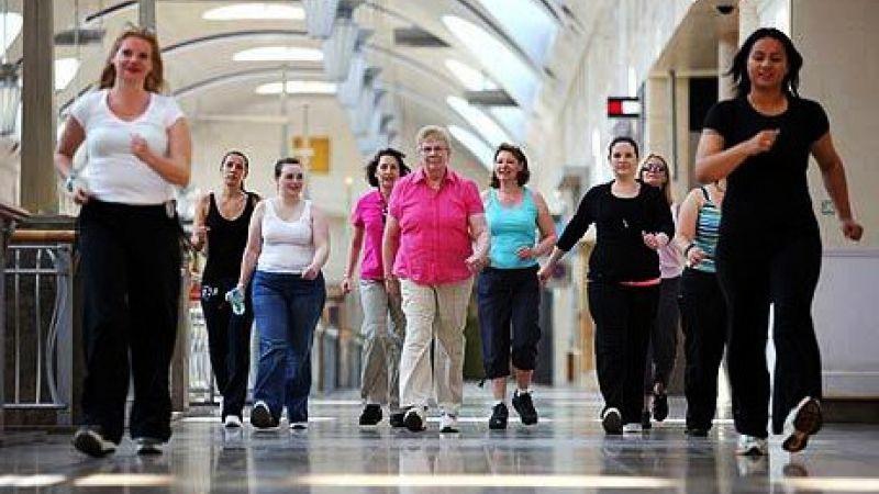 mall walking2