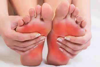 How to Deal with Sore Feet
