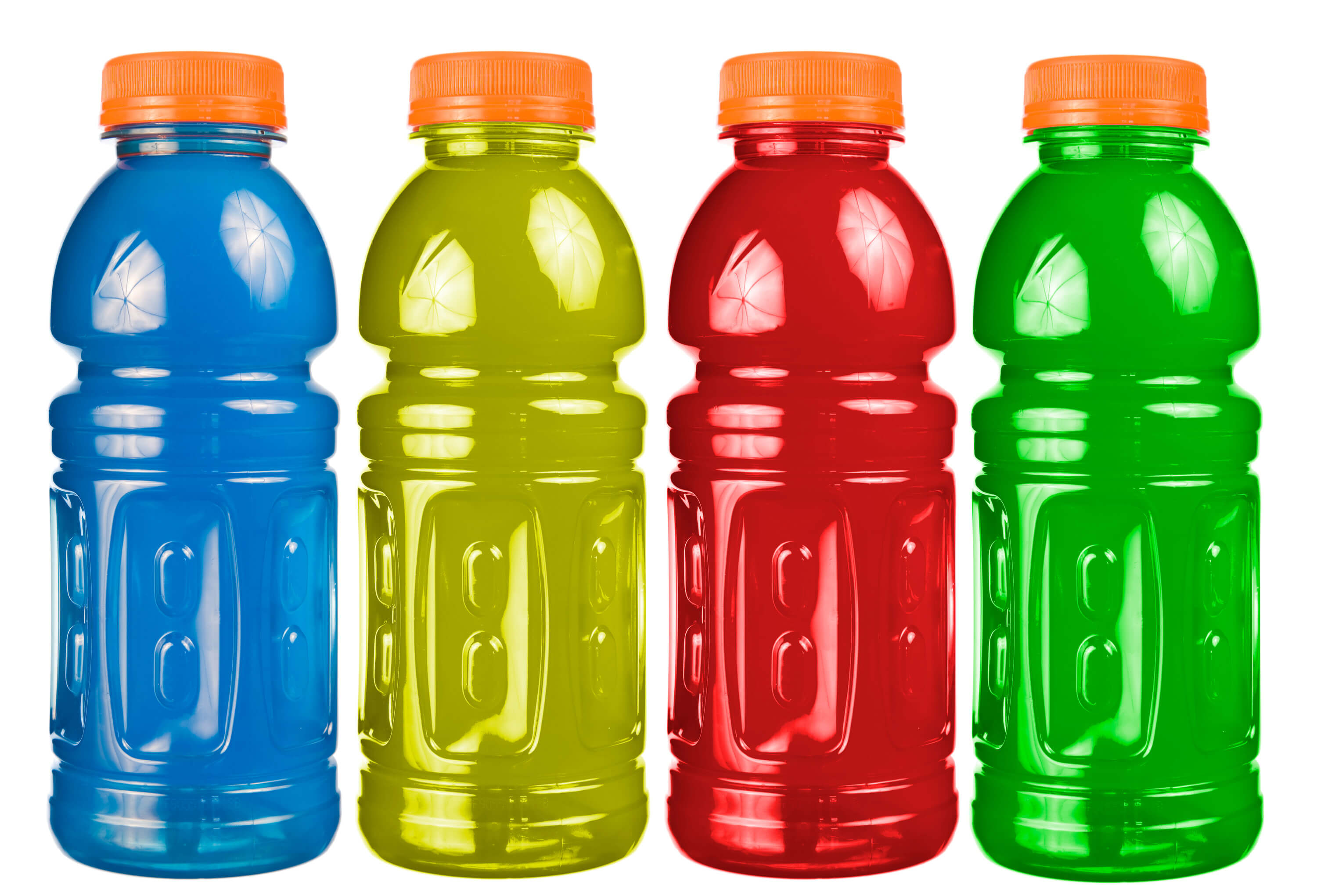 Are Sports Drinks Worth the Calories?