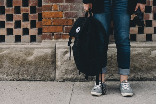 Backpacks and Pain for Students