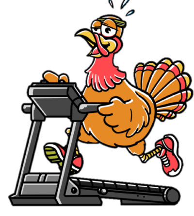 How to Excel in a Virtual Turkey Trot