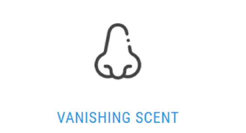 Vanishing Scent is Important