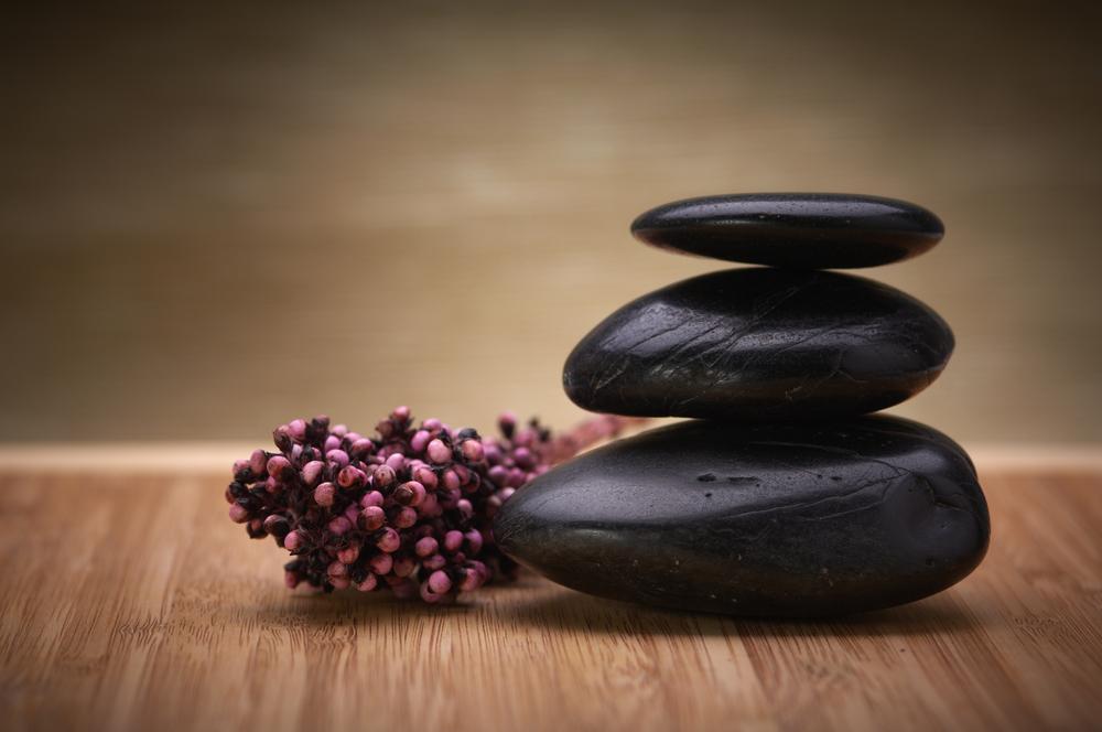 Hot Stone Massage Relief